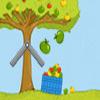 Récolte les pommes