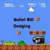 Mario Bullet Bill Dodging