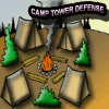 Camp Tower Defense Amoeba attack