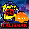 Monkey GO Happy Talisman