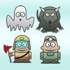 Cute characters memory 2
