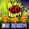 Monkey Go Happy : Mini Monkeys