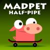 Madpet Half Pipe
