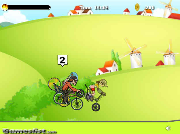 Speed Demon - BMX Racing