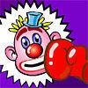 Frappe le clown!